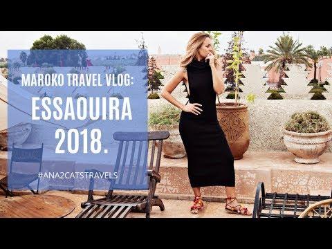 Maroko travel vlog: Essaouira i Marakes :)