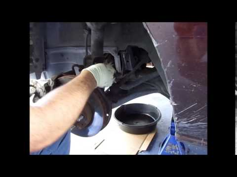 The Easiest Way To Replace Cv Drive Axle To 2001 Mazda 626