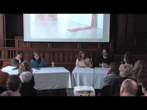 Contemporary Painting and Materiality | Gallery Hop Vancouver Panel 2014