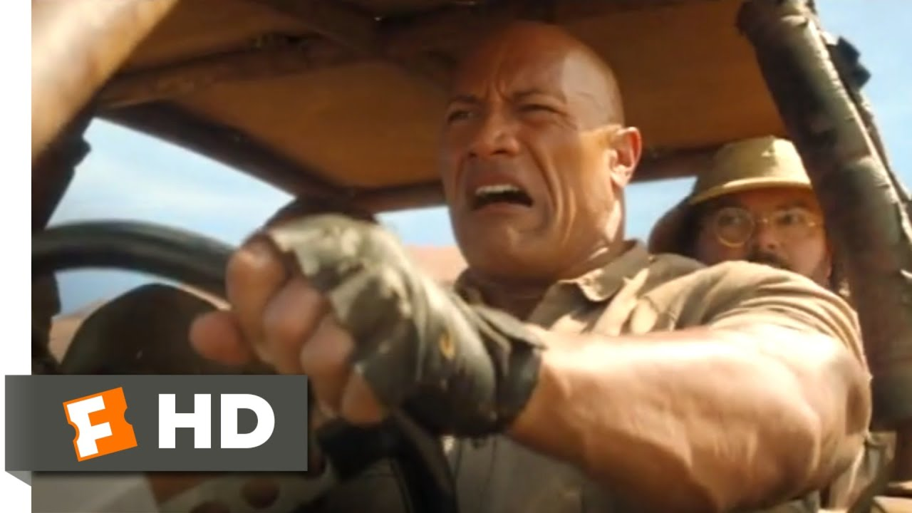 Download Jumanji: The Next Level (2019) - Ostrich Chase Scene (1/10) | Movieclips