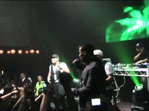 Don Omar Ft. Plan B - Hooka, Concierto Live/En Vivo - Sydney Australia 2011 [ReggaetonAUS]