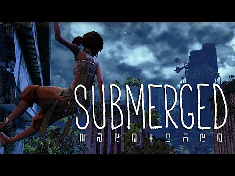 Laura Croft tests SUBMERGED (2015 - PC) Gameplay HD streaming vf