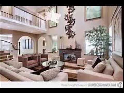 living room remodeling with high ceiling design make your room feel
