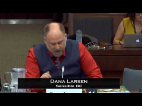 HESA Hearings - The Cannabis Act Bill C45 - Day 5 - Part One