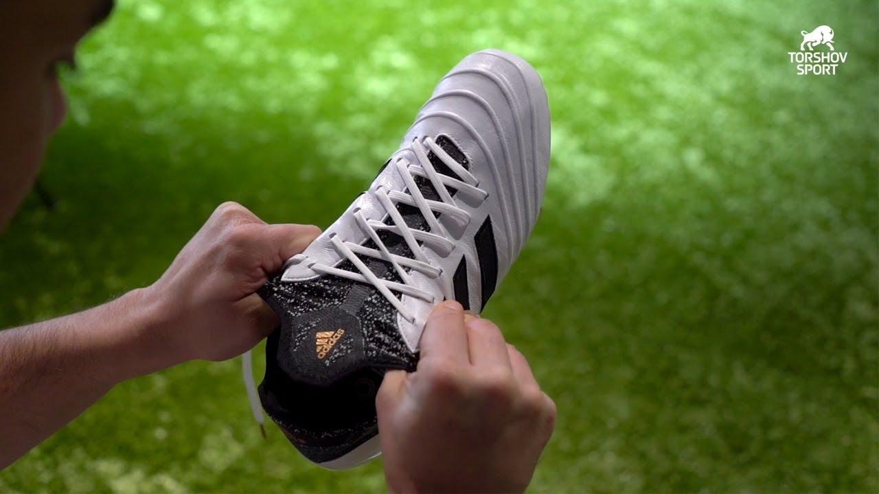 81f1cf592 ANMELDELSE: adidas COPA 18.1 Fotballsko Skystalker - de beste skinnskoene?