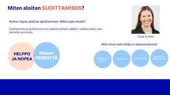 Miten aloitan sijoittamisen?   Nordea Pankki 6.6.2018