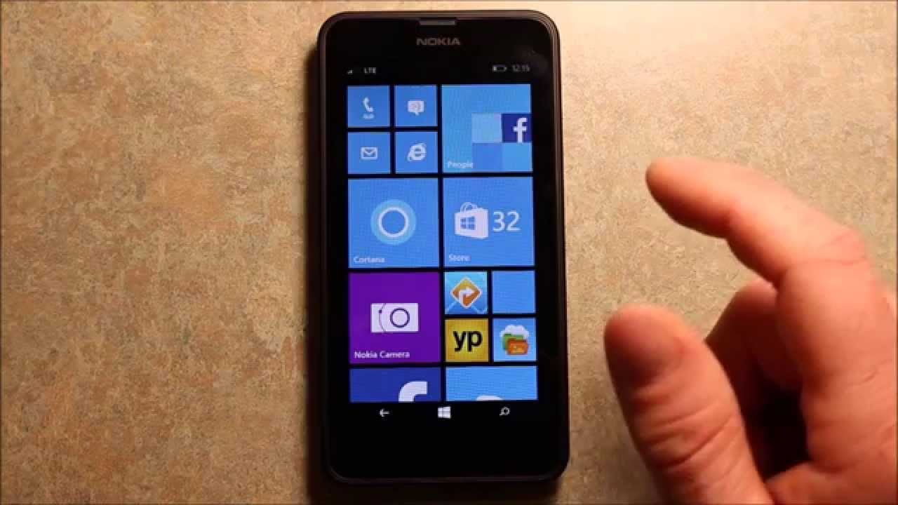 Prepaid Att Windows Phone On Straight Talk Youtube