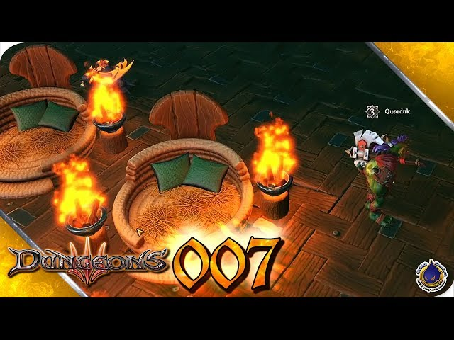 Let's Play DUNGEONS 3 🎮 [007] Orks FTW!