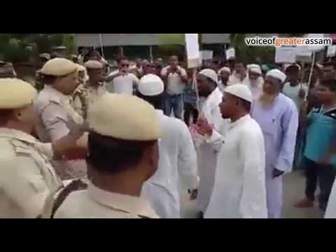 Police firing kills one protester in Goalpara, Assam on 30th June 2017