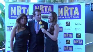 National Reality TV Awards Show 2012 | Vincent De Paul Interview | AfterBuzzTV