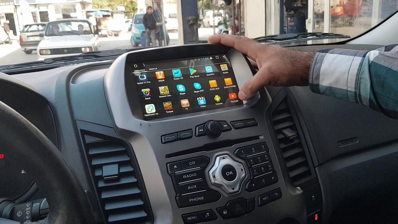 Comment Classer Ses Cd Audio ford ranger multimedya navigasyon dvd kamera saglam_elektronik adana