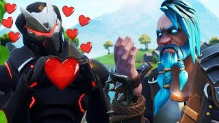 OMEGA Falls in LOVE with RAGNAROK?! | Fortnite Short Film