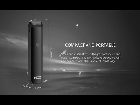 Unboxing the Yocan Evolve 2.0 (Black)