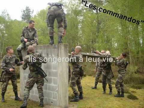 Chant des commandos.