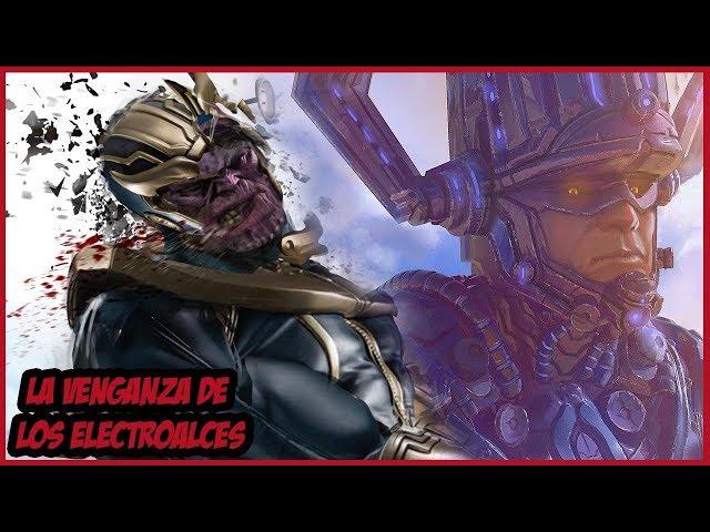 Todos los Villanos MAS Poderosos que Thanos en el MCU - Avengers Endgame -