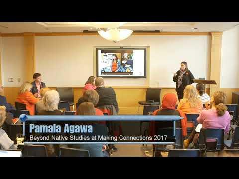 AM3 - Beyond native studies - Pamala Agawa
