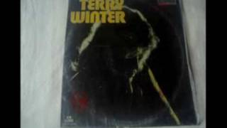 Terry Winter  -  Shadow Dark and Blue