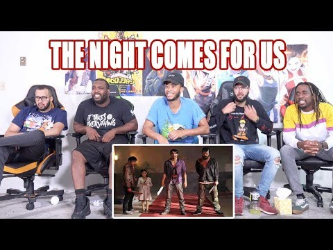 The Night Comes For Us - Apartment Fight Scene Pt 2 Reaction