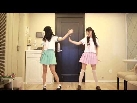 Ririchiyo&Lulu awesome dance (bonus cat ^^) from YouTube · Duration:  2 minutes 12 seconds