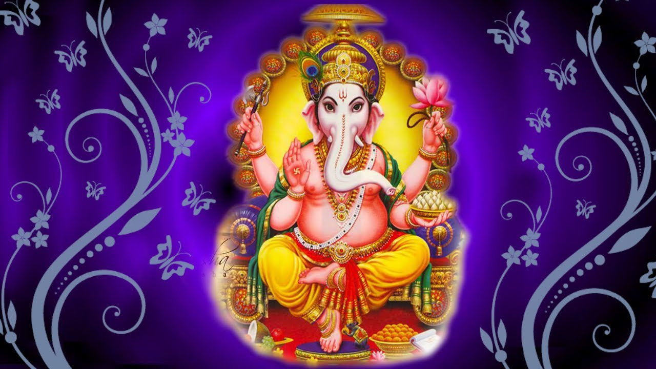Vinayaka Chavithi Hd Wallpapers Ganesh Pooja Part 01 Vinayaka Chavithi Pooja Vidhanam