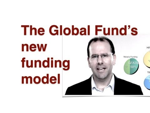 The Global Fund's new funding model