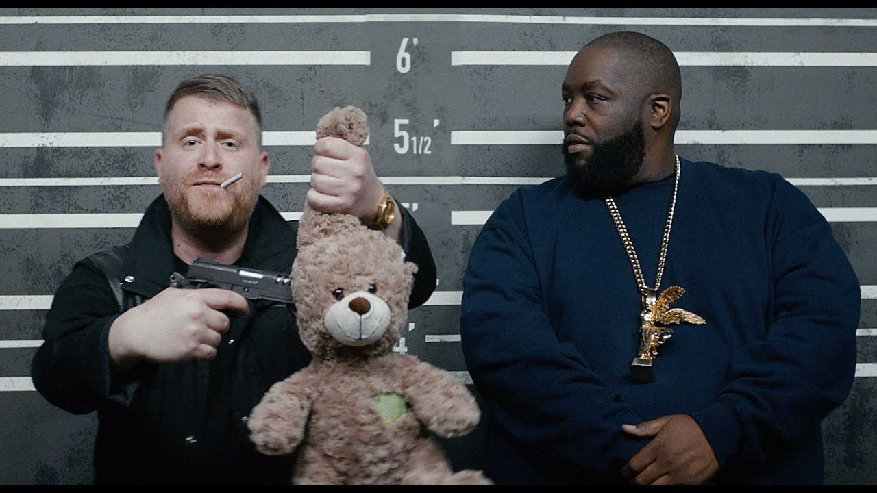 Run The Jewels - Legend Has It (Official Hip Hop Video)