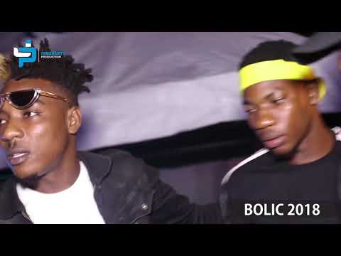 Oladips, Wale Turner, Zayo.... In Bolic 2018