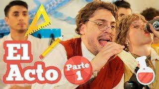 EL ACTO - Parte 1 | SALA DE MAESTROS | Hecatombe!