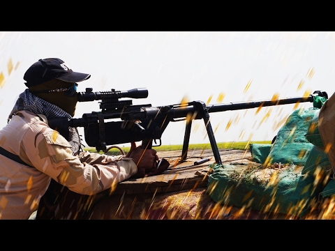 Attacked by ISIS in Iraq