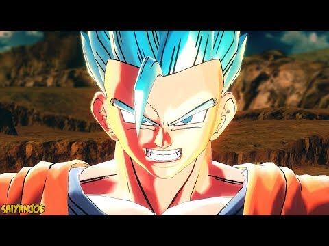GOKU, VEGETA, & GOHAN Custom Transformations | Dragon Ball Xenoverse 2