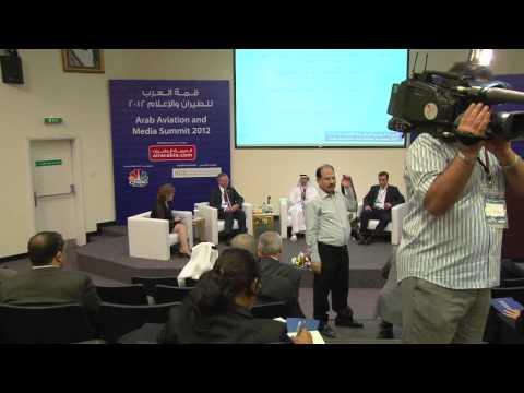 AUS Conferences | Arab Aviation and Media Summit (2012)