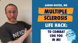 Cognitive Hygiene in Multiple Sclerosis: start thinking better today!