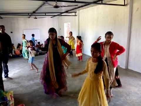 First steps school echoda... dance Practice 14 nov