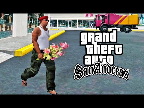 GTA San Andreas - #24: Tour de Fast-Food