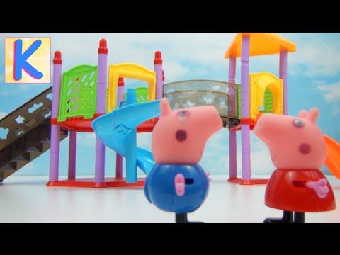 Сериал Свинка Пеппа 4 сезон Peppa Pig смотреть онлайн