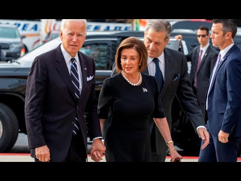 Pelosi and Biden