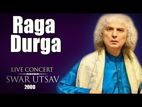 Raga Durga | Shiv Kumar Sharma | ( Album: Live Concert Swar Utsav 2000 )
