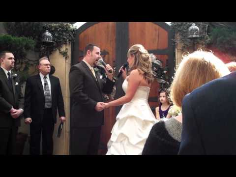 """Craig And Erica's Unity Song - """"When I Said I Do"""""""