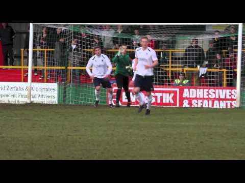 Ian Brown penalty save