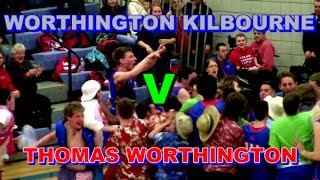 Jaret Gerber Leads Thomas Worthington Past Rival Worthington Kilbourne [MIXTAPE]