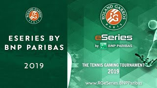 Roland-Garros eSeries by BNP Paribas 2019