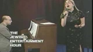 """Lisa Fishman - """"Sheyn Vi Di Levone"""" (alt: """"Shein Vi Di L"""