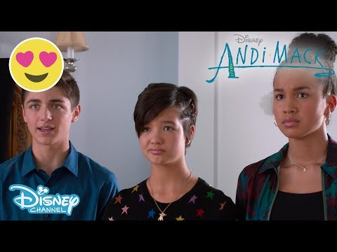 Andi Mack | Season 3 Episode 11 First 5 Minutes | Disney Channel UK