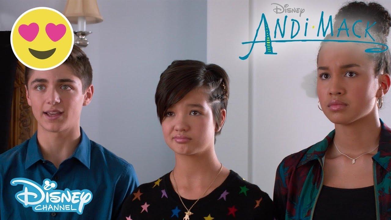 Download Andi Mack | Season 3 Episode 11 First 5 Minutes | Disney Channel UK
