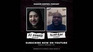 Blood Raw Talks Leaving CTE, Hustle 4 Mine | Damage Control Podcast | Episode 20