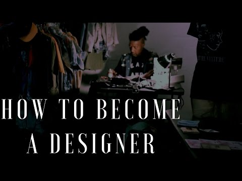 How to Become A Fashion Designer Without A Degree In 2017 DIY Fashion