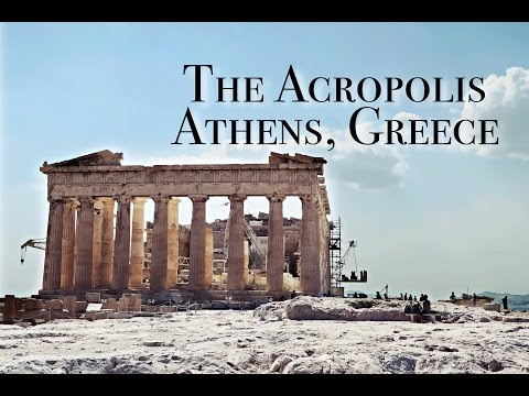 ATHENS: ANTIQUE & EPIC FEELS | GREECE EDITION - EP. 01