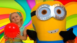 Simple Songs For Children LEARN COLORS Finger Family JOHNY JOHNY Yes Papa Colors Balls