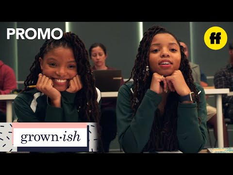 grown-ish | beatbox | Freeform