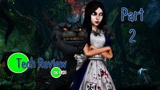 Alice: Madness Returns PC gameplay PART 2